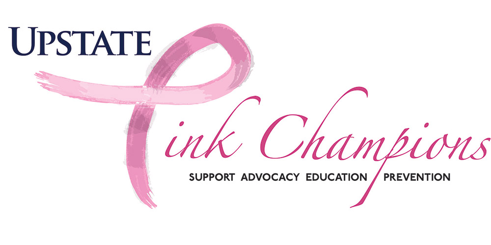 13bd0c0c2b5 Pink Champions Support Group | Upstate Cancer Center | SUNY Upstate ...