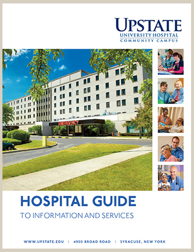 Hospital Guide community campus