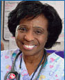 Carolyn Baskerville, RN, BS, MS, Post-Master's, 04, Pediatric Nurse Practitioner