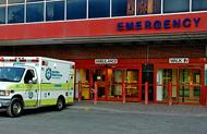 Emergency Room, Adult ER