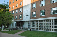 photo of Jacobsen Hall