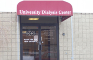 photo of University Dialysis Center