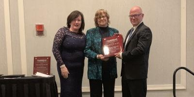 Dr. Kloss named Physician Advocate of the Year by NYSSPA