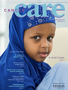 Cancer Care magazine