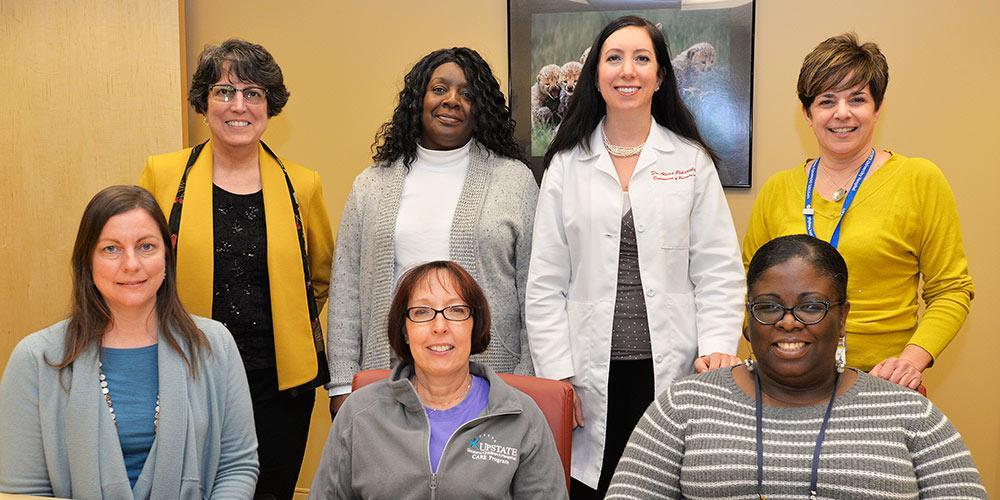 CAP Fellowship Team | Upstate Golisano Children's Hospital |SUNY
