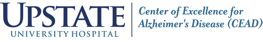 Center of Excellence for Alzheimers Disease logo
