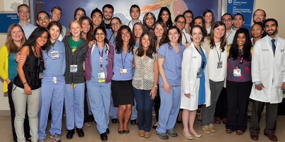 Residency Programs | Graduate Medical Education | SUNY