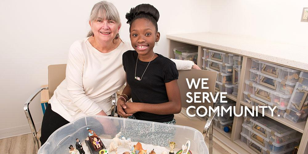 Upstate Values: We Serve Our Community.