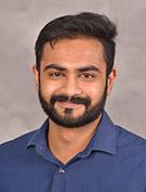 Professional head shot of Akshay Patel