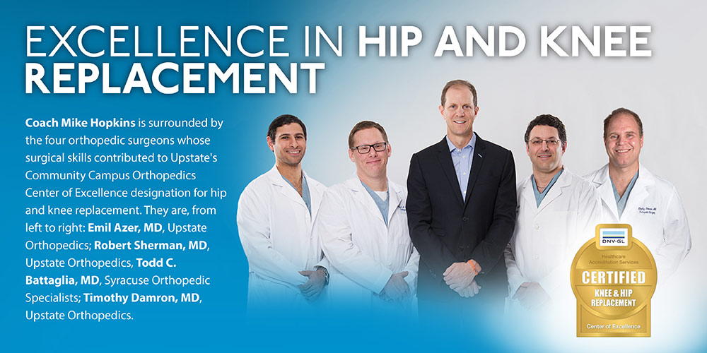 Excellence in Hip and Knee Replacement