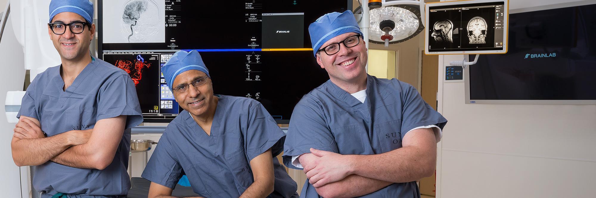 Department of Neurosurgery | SUNY Upstate Medical University