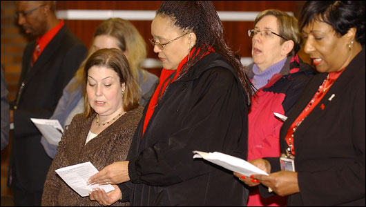 Upstate celebrates Black History Month