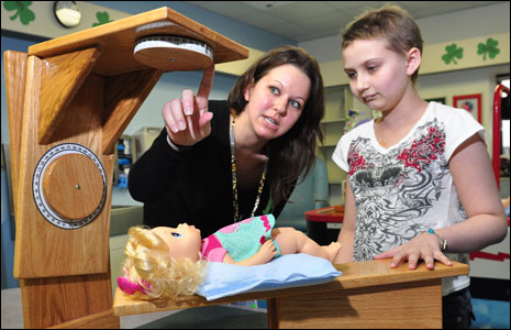 Child Life Month highlights key members of pediatric healthcare team