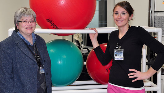 Upstate marks Brain Injury Awareness Week with presentations and displays
