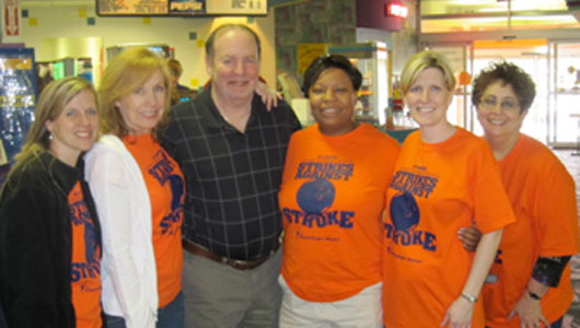 Hall of Fame bowler to attend Upstate stroke fundraiser