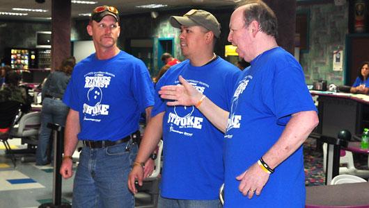 Strikes for Stroke 2012