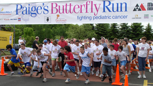 16th Annual Paige's Butterfly Run benefiting Upstate Golisano Children's Hospital is June 2