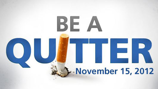 Upstate celebrates Great American Smoke Out Nov. 15
