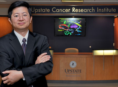 Academic drug discovery and development is topic of Upstate symposium Dec. 11