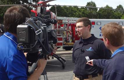 On eve of National EMS Week, Upstate announces major EMS training outreach in Cayuga County