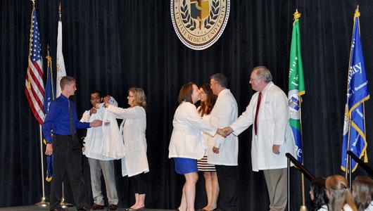 White Coat Ceremony 2013
