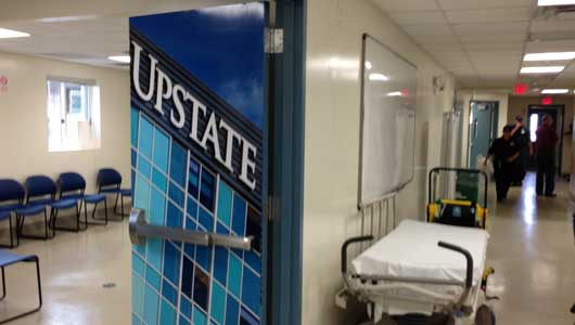 Upstate physicians, nurses provide care at the New York State Fair Infirmary