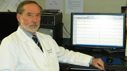 Upstate's Antonio Culebras, M.D., is lead author for stroke prevention guidelines from American Academy of Neurology