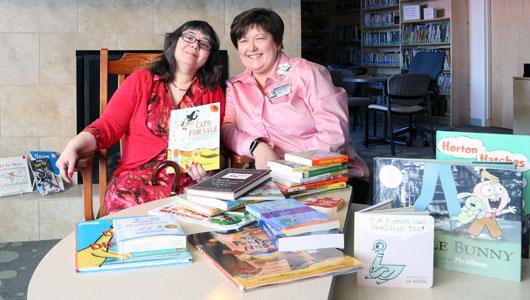 Onondaga County Public Library book donation