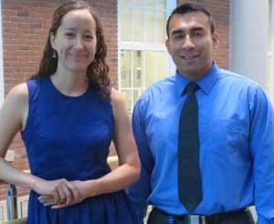 Two Upstate medical students chosen as national leadership scholars