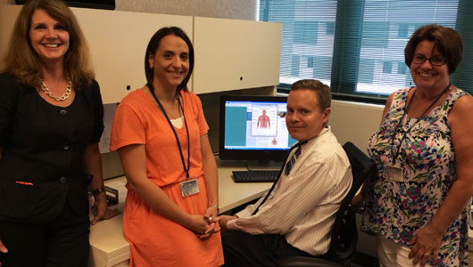 Community Campus welcomes new vascular services office