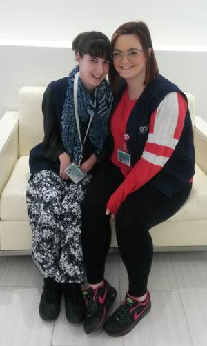Upstate puts its volunteers in the spotlight during National Healthcare Volunteer Week
