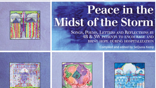 Reflections from psychiatric patients contained in new book from Upstate's Spiritual Care Center