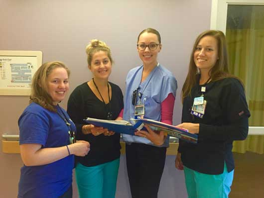 Upstate sees increase in number of nurses specially certified in neuroscience and stroke care