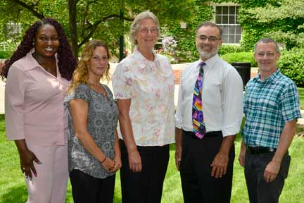 Seven from Upstate receive Chancellor's Awards for Excellence