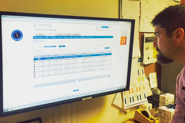 New software system speeds up equipment delivery throughout hospital