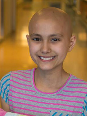 Baldwinsville girl who created fund at Upstate to help kids with cancer to appear on TV's The View Friday, Sept. 25