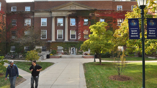 Upstate wins national award for its sustainability efforts