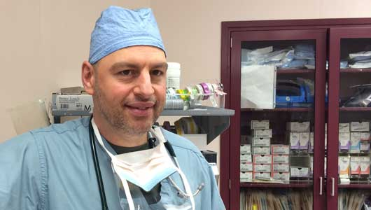 Physician brings new approach to pain management to the Community Campus