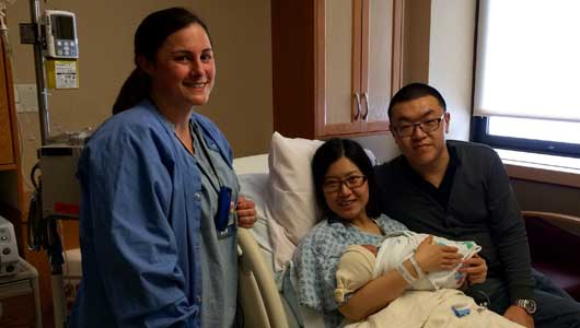 Community Campus designated Blue Distinction Center for Maternity Care by Excellus
