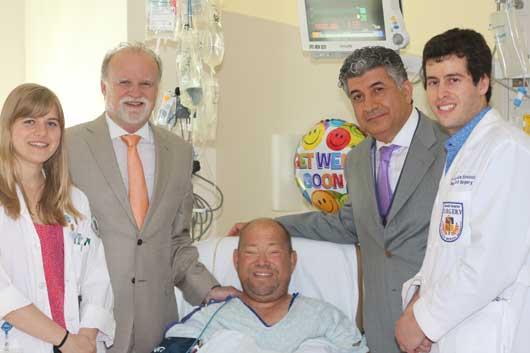 Upstate reinstates pancreas transplant program