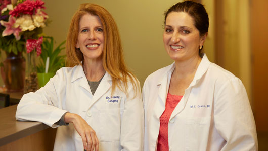 Upstate Breast Care Center at Community Campus now offers Hidden Scar surgery technique