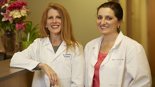 Community Campus offers new technique for breast surgery
