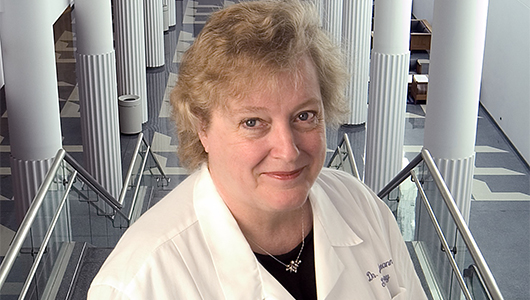 Trailblazing surgeon Dr Patricia J. Numann honored for lifetime of achievement