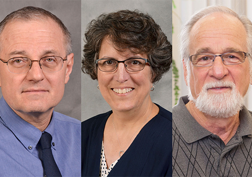 Three Upstate faculty earn Distinguished Faculty rank from SUNY