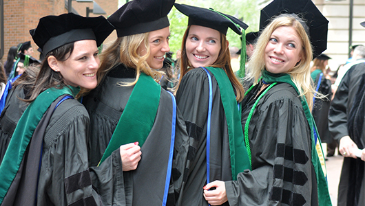 468 to receive degrees, certificates at Upstate Medical University Commencement May 21