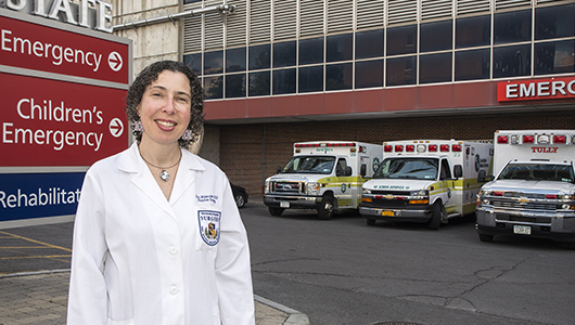 Excellent, again: Upstate earns another three-year verification as Level 1 trauma center f...