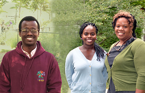 Three students from Upstate selected among 10 in state to receive noted diversity scholarship
