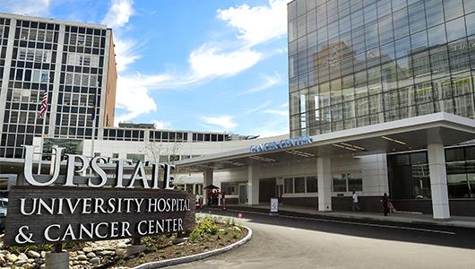 Upstate Cancer Center joins key association