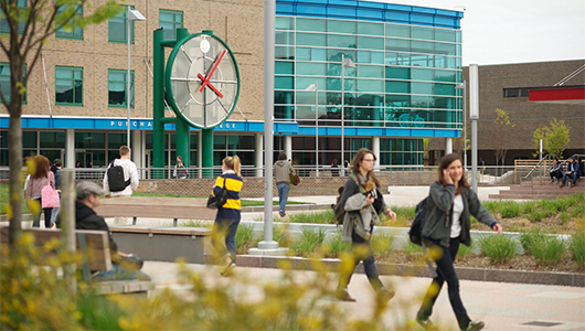 College of Medicine inks guaranteed entrance program for SUNY's Purchase College students