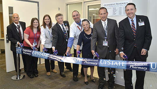 Upstate introduces 'meds to beds' program as it opens outpatient pharmacy